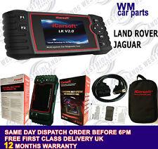 ICARSOFT LR V2.0 LAND ROVER JAGUAR OBD2 CAR DIAGNOSTIC FAULT CODE SCANNER TOOL