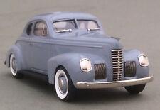 BML22 1939 Nash Ambassador Eight 2 Door Coupé Grey