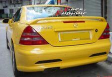 """Fit for 1998-2004 R170 """"L""""SLK SLK32 AMG SLK230 SLK200 REAR WING TRUNK SPOILER"""