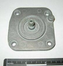 Vintage McCulloch 85163 Carburetor Fuel Pump Plate Cover Mc-101AA Kart NOS Carb