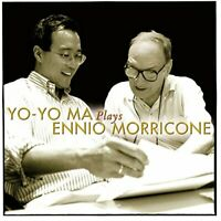 Yo-Yo Ma - Yo-Yo Ma Plays Ennio Morricone [CD]