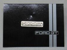 Pin Ford GT Anstecker Stecker 35020255