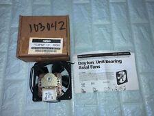 Dayton 4c656a Axial Cooling Fan 120mm 115v
