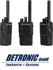 Motorola Handfunkgerät DP3441e UHF - DMR und Analog, neu OVP inkl Programmierung