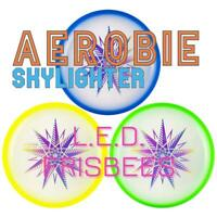 Aerobie Skylighter LED Frisbee Disk - BRAND NEW - Choice of Colour