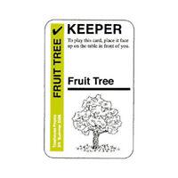 Fluxx KEEPER Promo Card - Fruit Tree - *NEW*