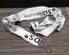 Authentic Original Nintendo DSi System Launch Promo Lanyard - White Version