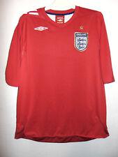England 2006-2008 Away Football Shirt Short Sleeve 2XL Extra Extra Large Mens