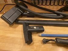 Polti Steam Cleaner Accessories Including Floor Brush And Steam Wand