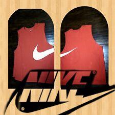 Nike Men's 2Xl Sleeveless T Shirt Big Swoosh Logo Tank Top Mint Euc