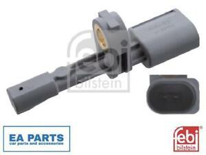 Sensor, wheel speed for AUDI MAN SEAT FEBI BILSTEIN 103021