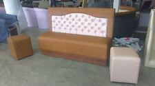 234 Booth Bench, Restaurant sofa, vintage furniture, cafe barber, sale, pub