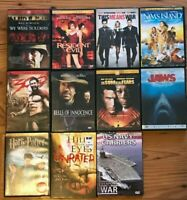 Lot of 11 used DVD's mixed selection.