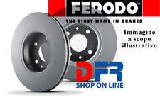 FERODO Dischi freno DDF083 AUTOBIANCHI A 111 1.4 70 hp 51 kW 1438 cc 08.1969