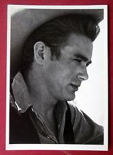 Carte postale James Dean photo Sid Avery , editions fotofolio  postcard