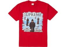"Supreme Fall/Winter 2019 Levitation Tee ""Red"" FW19T33 T-Shirt sz. M"