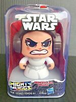 Star Wars Mighty Muggs Princess Leia Action Figure Authentic & NEW -A4