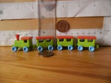 Playmobil New Spares - Tiny Toy trains/ Set Complete for child figures