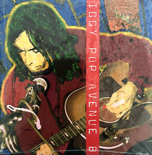 Iggy Pop CD Single Avenue B - Promo - Europe (M/M - Scellé)
