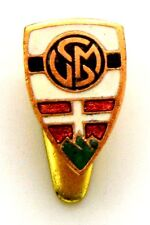 Distintivo U.S. Mondovì Calcio (Tacconet Torino) cm.1 x 1,8
