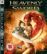 Heavenly Sword Sony Playstation 3 PS3 15+ Action Adventure Game