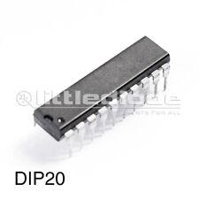 74HC574 Integrated Circuit High-Speed CMOS - CASE: DIP20 MAKE: Texas Instruments