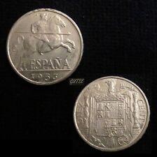 *GUTSE* FRANCO-82, 10 CÉNTIMOS 1953, SIN CIRCULAR