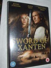 SWORD OF XANTEN Max Von Sydow, Samuel West DVD