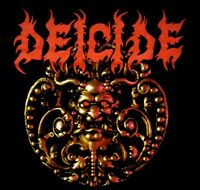 DEICIDE cd cvr MEDALLION First Album Official SHIRT XXL 2XL New 2-SIDED