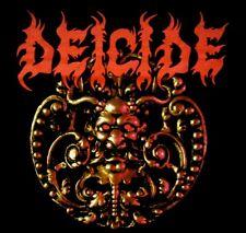 DEICIDE cd cvr MEDALLION First Album Official SHIRT XL New 2-SIDED