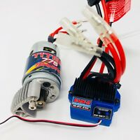 Traxxas Summit EVX-2 16.8v Waterproof ESC w/ Titan GIANT 775 Motor Brand New