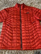 the north face jacket Red Size Large