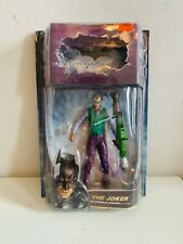 The Dark Knight 2008 Mattel Movie Masters The Joker With Missile Launcher