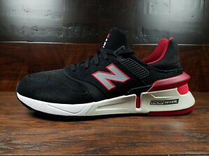 """New Balance MS997RD """"Sport"""" (Black / Red) Suede 997 Mens 8-13"""
