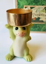 """""""Keeper of the Flame"""" Whimsical World of Pocket Dragons Real Musgrave with Box"""