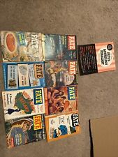 Vintage  FATE IMAGINATION 1950s SI-FI Pulp Magazines Lot Of 9