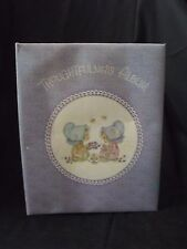"Vintage Hallmark BETSEY CLARK Thoughtfulness Album 10  x 8"""