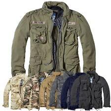 Brandit M65 Giant Herren 2in1 Feldjacke Winter Parka US Style Army Field BW Neu