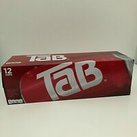 Tab Cola Soda Coca Cola Discontinue Best By June 14 2021 (Pack Of 12)