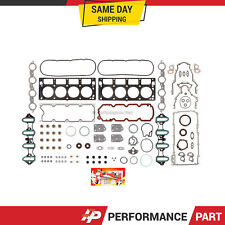Full Gasket Set for Chevrolet GMC Buick Cadillac 4.8 & 5.3L OHV C, M, P, T