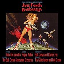 Bob Crewe - Barbarella (Original Soundtrack) [New CD]