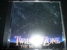 The Twilight Zone – The Movie Original Soundtrack CD By Jerry Goldsmith