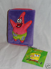 NEW IN BAG  SPONGEBOB SQUAREPANTS PATRICK COIN WALLET  PURPLE