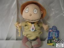 Safari Tommy - Rugrats Movie mini plush doll; Applause NEW