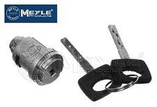 MERCEDES IGNITION KEY & BARREL LOCK CYLINDER 190 W201 C124 W124 S124 W126 126