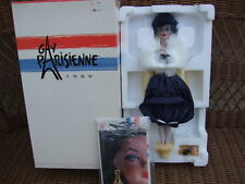 Gay Parisienne 1959 Porcelain Barbie Limited Edition 1991 NRFB MIB + Shipper