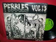 PEBBLES Vol. 13 Psychedelic Punk Rock from 60s AAVV LP USA 1984 MINT-