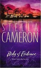 Body of Evidence Romantic Suspen Mass Market Cameron, Stella