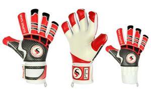 Supersave Suprema Pro Negative cut Professional Goalkeeper Gloves **MEGA OFFER**