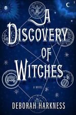 A Discovery of Witches by Deborah Harkness Hardcover